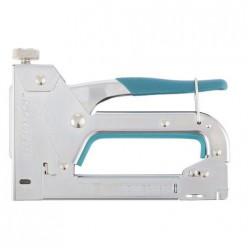 Степлер меб.регулируемый (Handwerker), стальной корпус, тип скобы 53, 4-14 мм// GROSS арт.41000