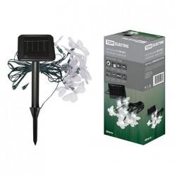 Светильник СП-251 гирлянда Бабочки-10, пластик, TDM (SQ0330-0119)