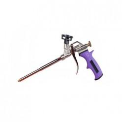 701Т1 Пистолет для пены Люкс фиолет. ручка 1/24