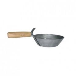 БИБЕР 35901 Ковш штукатурный с деревянной ручкой  (60)