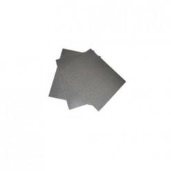 БИБЕР 70622 Бумага наждачная Р46 230*280 мм на тканевой основе(10/40)
