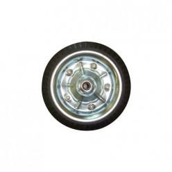 Колесо металлическое 145 мм арт.093537