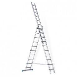 Лестница трехсекционная 3 х 7