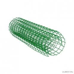 Сетка садовая 40х40(шир.1,5м)(дл.10м)(зел) М2971