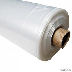 Пленка п-э, строительная (100мк) 100 м/рул. (рукав 1,5 м.)