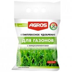 Комплексное удобрение для газонов с микроэлементами (2,5кг)
