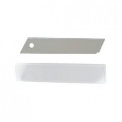 Лезвия для ножей, 6 сегментов, 25 х 125 мм, 5 шт. (Remocolor) (уп.) 19-2-400