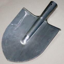 Лопата копальная остроконечная ЛКО-01(нерж.) S=2 мм