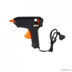 Пистолет DEXX термоклеящий электрический 40Вт/220В , 11мм 06803-40-11