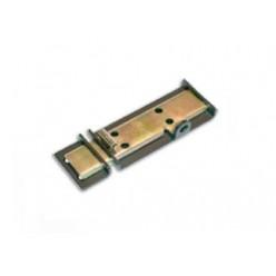 Засов накладной ЗН-175 (бронза антик) ДОМАРТ