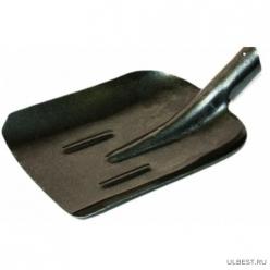 Лопата совковая рельсовая ст.песочная S511 (ребро)