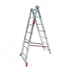 Лестница двухсекционная 2 х 10