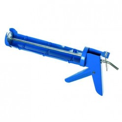 Пистолет для герметиков 9 полукорпусной 'Hobbi' 23-1-001