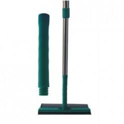 P 054А Окномойка с доп.ручкой (губка 24см, палка 1,2м)