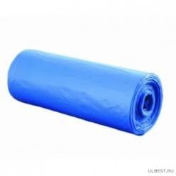 Мешки для мусора 35л синие, 30шт в рулоне PATERRA (106-054)