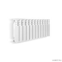 Радиатор биметаллический Halsen BS 350/80/10