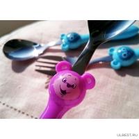 Набор детских столовых приборов Kiddy Apollo KDY-01