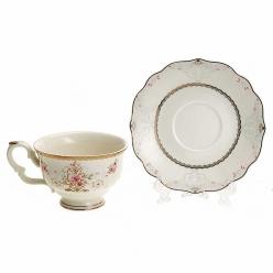 Набор чайный 12 предметов МР067P/6 Валери в подарочной коробке