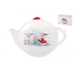 Подставка для чайного пакетика Winter holidays