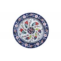 Тарелка обеденная 23см Лале