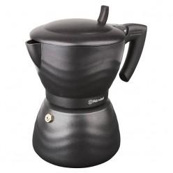 Гейзерная кофеварка 6 чашек Walzer Rondell RDA-432 (BK)