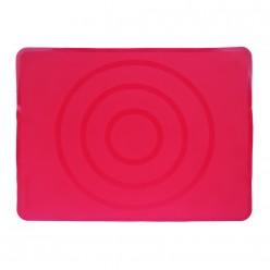 VETTA Коврик силиконовый для раскатки теста, 41,5х31,5см, DU-066, 3 цвета (891-082)