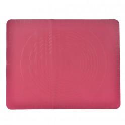 VETTA Коврик силиконовый для раскатки теста, 50х40см, 3 цвета, DU-066 (891-101)