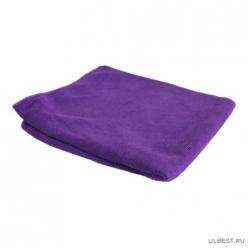 Тряпка для пола из микрофибры М-02F, цвет-фиолетов , р-р 40*50см, (310229)