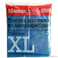 Тряпка для пола из микрофибры XL 70x80см (60178) Мастер Хаус