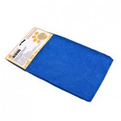 Тряпка для пола из микрофибры М-02F-L, цвет-синий , р-р 50*60см (310236)