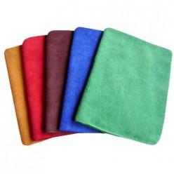 Тряпка для пола из микрофибры М-02F-ХXL, цвет-зеленый , р-р 100*80см (310265)