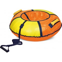 Надувные санки для тюбинга Nika ТБ1К-85 Orange yellow