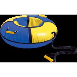 Надувные санки для тюбинга Nika ТБ1К-85 Blue yellow