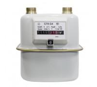 Газовый счетчик СГК-4 Владимир  левый 30*2 резьба