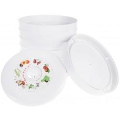 Сушилка для овощей и фруктов Ветерок-2 ЭСОФ-2-0,6/220-01 6 поддонов, гофрокороб