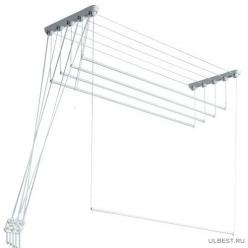 Сушилка для белья Лиана 2,3 м (металл) С-013
