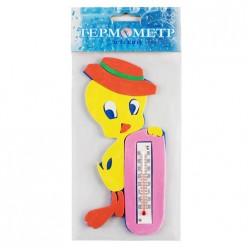 Термометр комнатный на картоне Детский ТБ-205, в п/п (16)