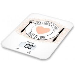 Электронные кухонные весы Beurer KS19 Love