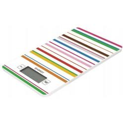 Электронные кухонные весы Energy EN-423 Stripe