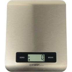 Электронные кухонные весы First FA-6403 Silver