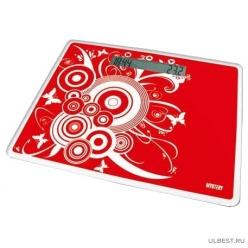 Электронные весы Mystery MES-1809 Red