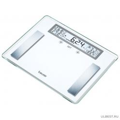 Электронные, диагностические весы Beurer BG51 White