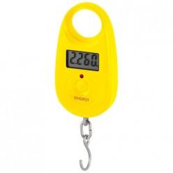 Безмен электронный ENERGY BEZ-150 желтый 25 кг арт.011634