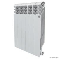 Радиатор алюминиевый FIRENZE 350/80 FA 52 10 секц.