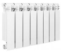 Радиатор алюминиевый OASIS 350/96/10 секций