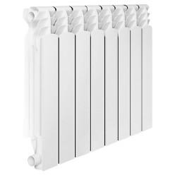 Радиатор алюминиевый OASIS 500/96/10 секций