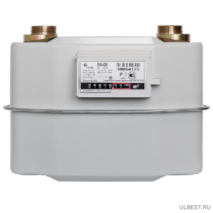 Газовый счетчик BK G6 V2dm3 250мм правый фото