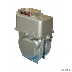 Газовый счетчик Сигнал СГБ-G4-1 боковой ст.обр. левый фото