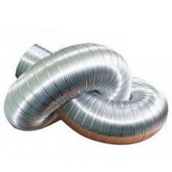 Алюминиевый воздуховод D 80 мм